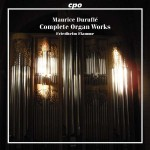 Durufle Saemtliche Orgelwerke