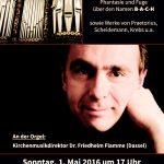 Konzert Bremen 1. Mai 2016