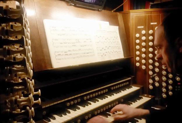 Eröffnung Bach-Konzerte 5. März 2017 St Paul's Cathedral, London